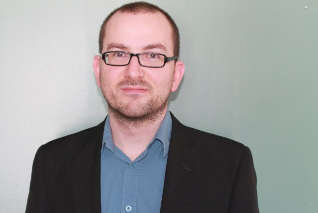 Sébastien Lévesque, professeur de philosophie au Cégep de...