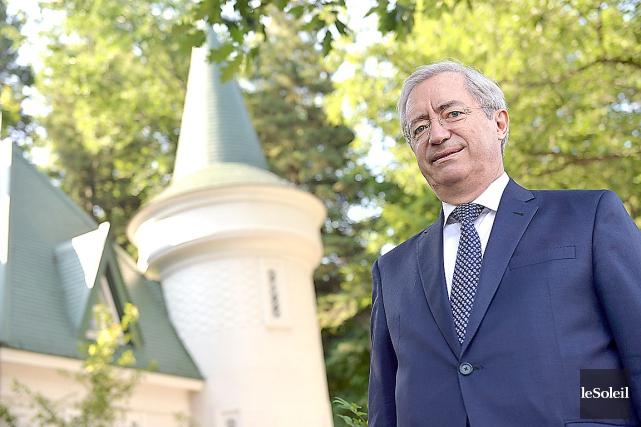 Jean-Louis Souman, souhaite que son festival renoue avec... (Photothèque Le Soleil, Patrice Laroche)