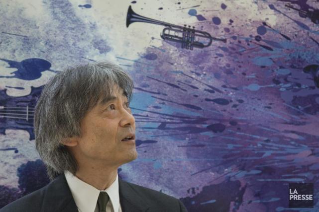 Kent Nagano... (Photo: Ivanoh Demers, La Presse)
