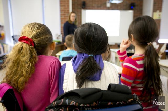 La Coalition pour la liberté en éducation (CLÉ) se réjouit du jugement de la... (Archives La Presse)