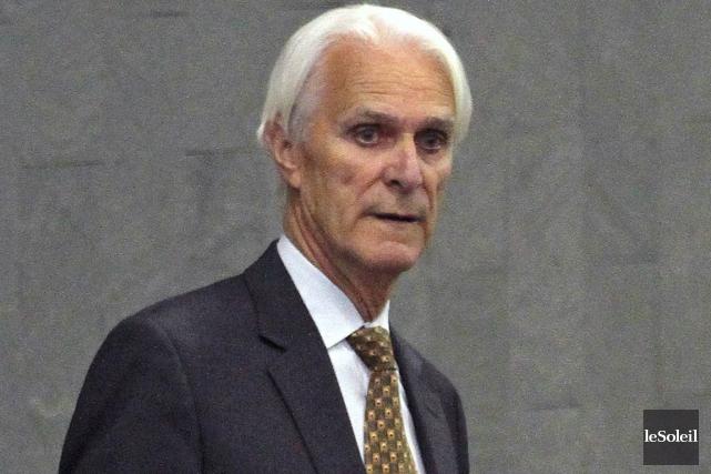 L'ancien juge Jacques Delisle a étéreconnu coupable d'avoir... (PHOTO ARCHIVES LE SOLEIL)