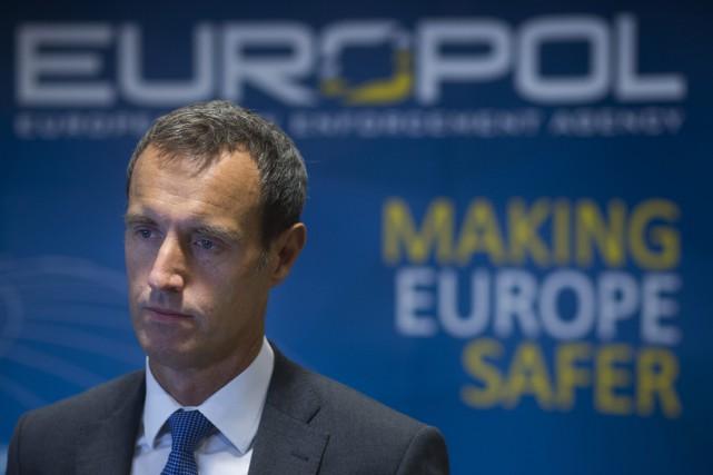 Le directeur d'Europol,Rob Wainwright... (Photo Peter Dejong, archives AP)
