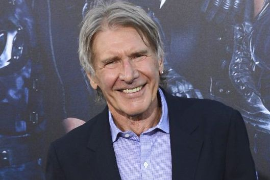 Harrison Ford... (Photo: AP)