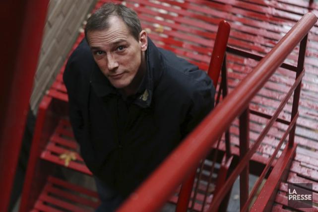 Le cinéaste Louis Bélanger tournera l'automne prochain en... (Photo: Martin Chamberland, La Presse)