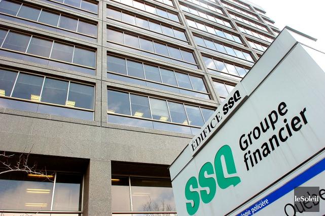 Le syndicat des employés de la SSQ souhaite... (Photothèque Le Soleil, Jean-Marie Villeneuve)