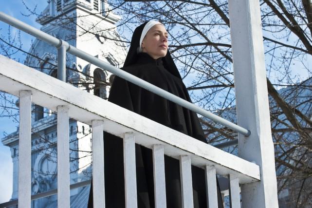 Céline Bonnier dans La passion d'Augustine de Léa... (Photo fournie par Films Séville)