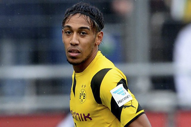 Pierre-Emerick Aubameyang... (PHOTO PETER STEFFEN, AFP)