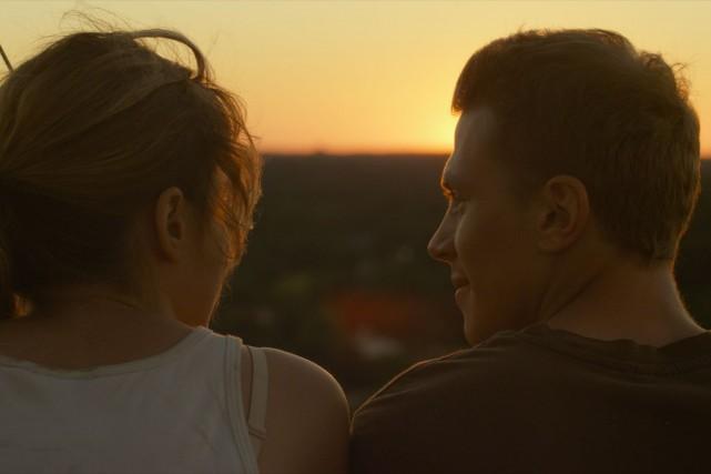 .Adèle Haenel (Madeleine) et Kevin Azaïs (Arnaud) en... (Courtoisie)