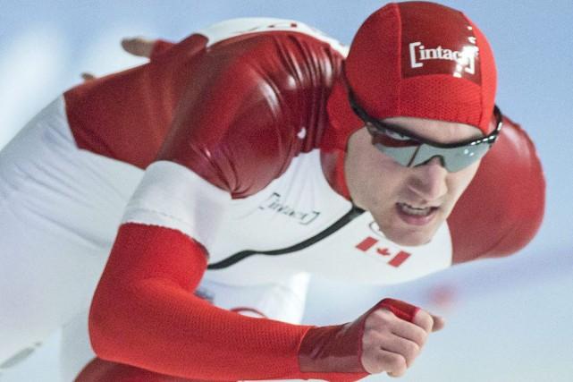 Vincent De Haîtrea arraché la troisième place de... (Jens Meyer, Associated Press)