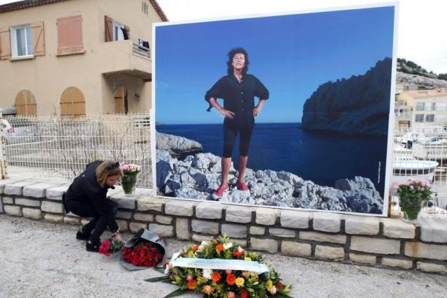 Les obsèques de Florence Arthaud seront célébrées lundi... (Photo Claude Paris, AP)