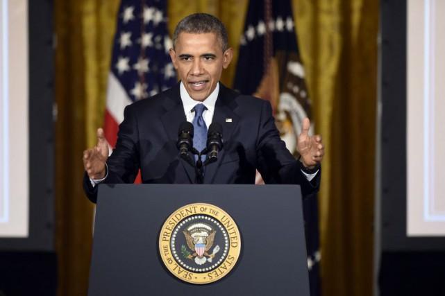Samedi, Barack Obama a assuré que la coopération... (Photo Susan Walsh, AP)
