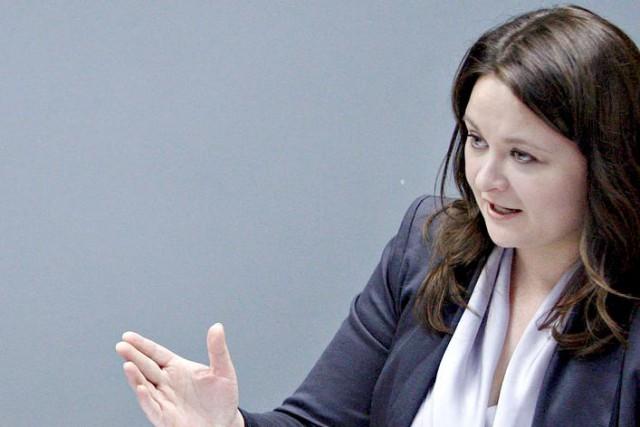 Annick Papillon, députée fédérale de la circonscription de... (Photothèque Le Soleil, Pascal Ratthé)
