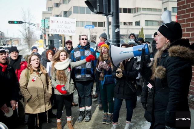 Depuis quelques mois, plusieurs manifestations en lien avec... (Archives, La Tribune)