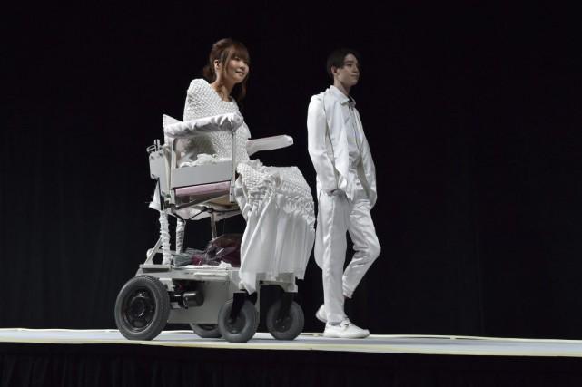 Atteinte d'une maladie rare qui l'a laissée sans... (PHOTO YOSHIKAZU TSUNO, AFP)
