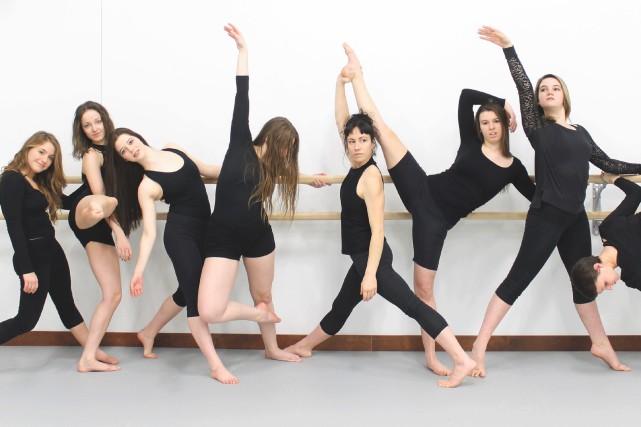 Le Ballet contemporain du Nord présentera son premier... ((Courtoisie))