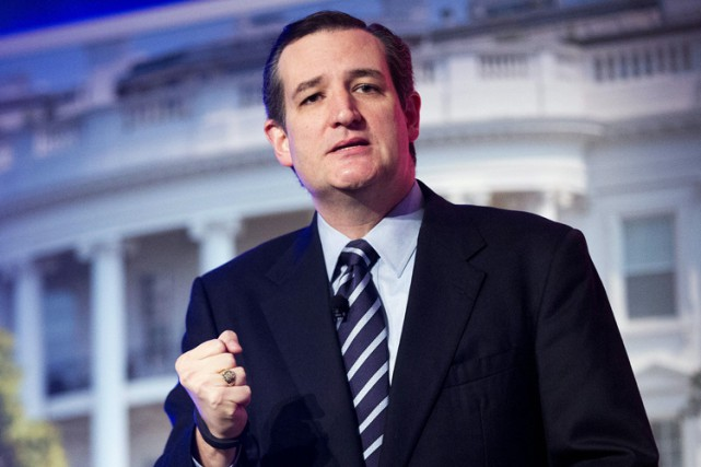 Le sénateur Ted Cruz annoncera sa candidature à... (Photo: AP)
