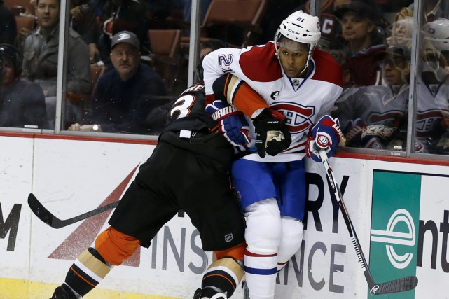 À peine arrivé à Montréal, Devante Smith-Pelly a... (Photo Chris Carlson, Associated Press)