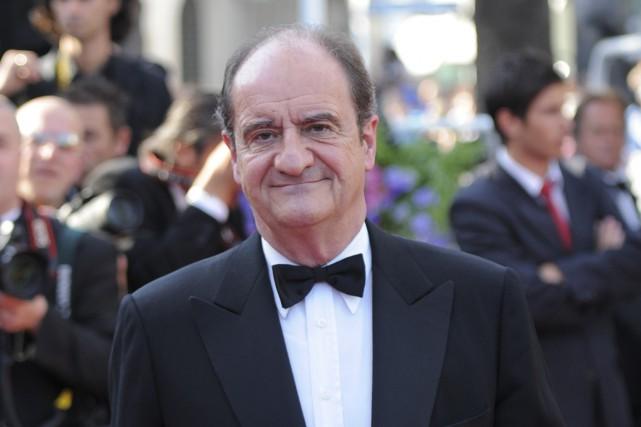 Le président duFestival de Cannes,Pierre Lescure.... (Photo Martin Bureau, archives AFP)