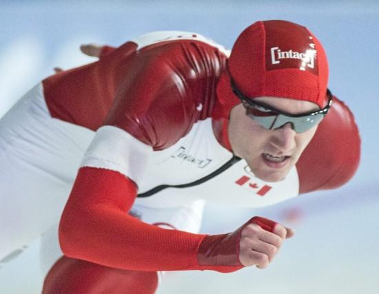Vincent De Haître a remporté le bronze samedi... (Associated Press)