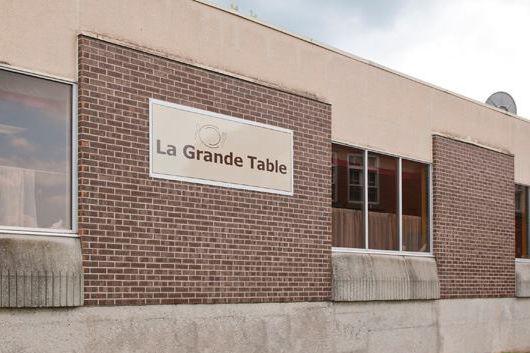 La Grande Table accueille comme une nouvelle bouffée d'air frais une... (Photo tirée de Facebook)
