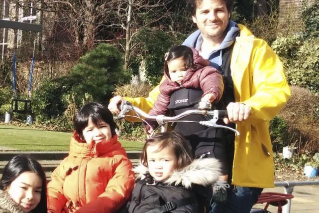 «Sortir les enfants de leur confort, je pense... (PHOTO FOURNIE PAR CATHERINE NGUYEN)