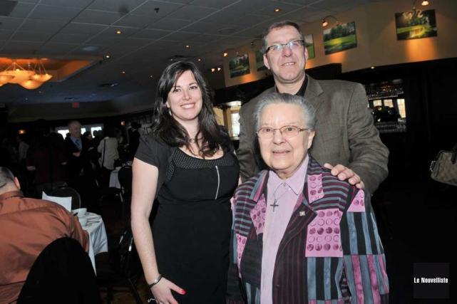 Le souper-bénéfice de la Fondation Trois-Rivières pour un... (Photo: Émilie O'Connor, Le Nouvelliste)