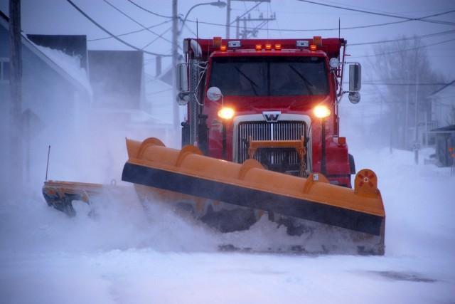 Malgré l'arrivée officielle du printemps, l'Est-du-Québec est replongé... (Collaboration spéciale, Johanne Fournier)