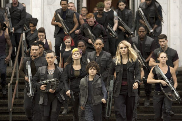 The Divergent Series: Insurgent... (PHOTO FOURNIE PAR LIONSGATE)