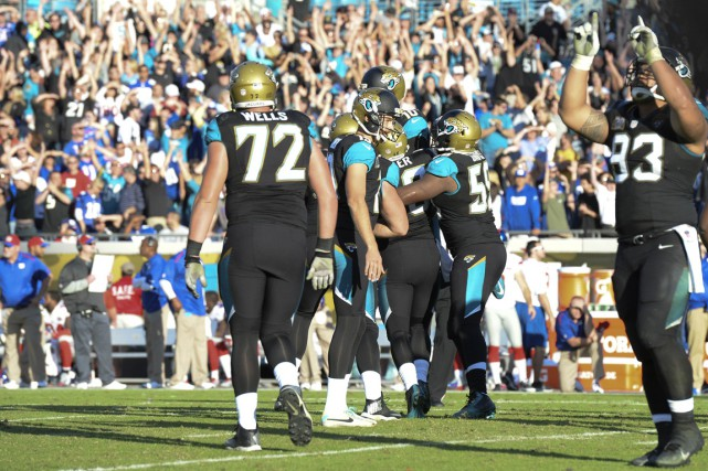 Avec les faibles ventes de billets à Jacksonville... (Photo Tommy Gilligan, USA TODAY Sports)