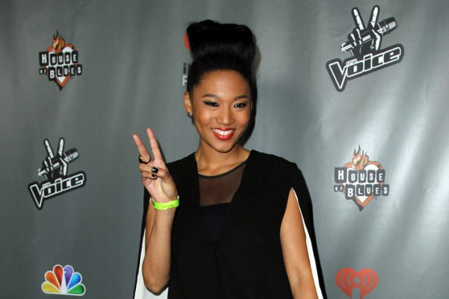 Judith Hill... (Photo: AP)