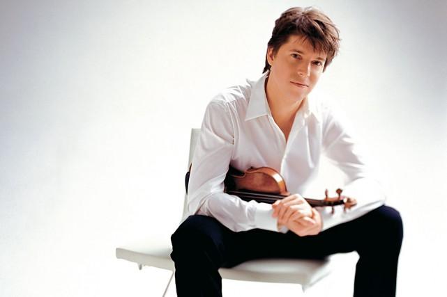 L'agenda de Joshua Bell est une suite presque... (Photo Bill Phelps)