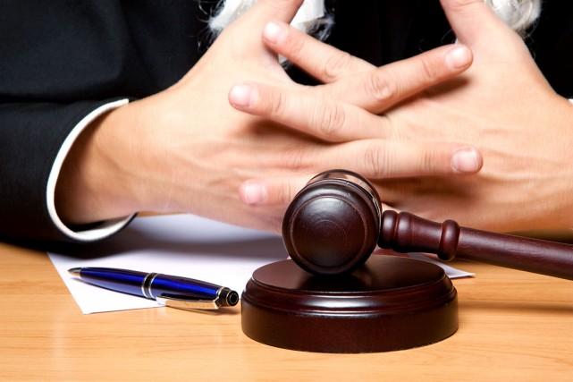 Lorsqu'il s'est porté candidat au poste de juge... (Shutterstock, Andrey Burmakin)