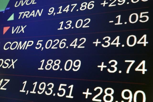 Mardi, les investisseurs surveilleront plusieurs indicateurs, dont l'inflation... (Photo Richard Drew, AP)