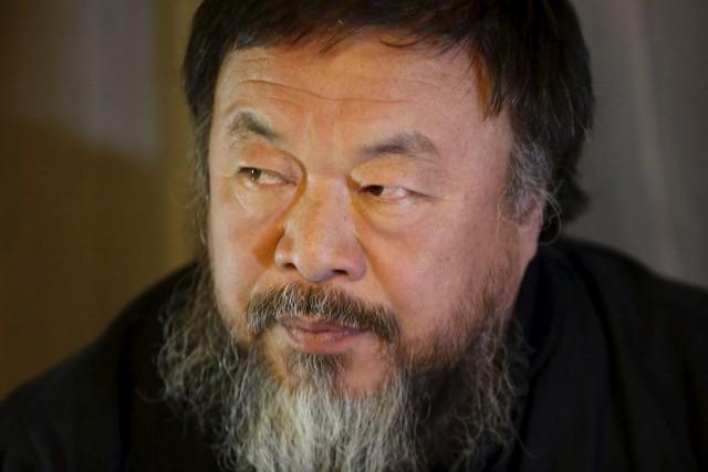 Ai Weiweia déclaré que ce prix lui rappelle... (AFP, Kim Kyung-Hoon)