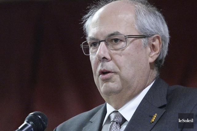 Le président de la Fédération des médecins omnipraticiens... (Photothèque Le Soleil, Jean-Marie Villeneuve)