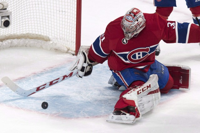 Carey Price... (PHOTO PAUL CHIASSON, ARCHIVES LA PRESSE CANADIENNE)