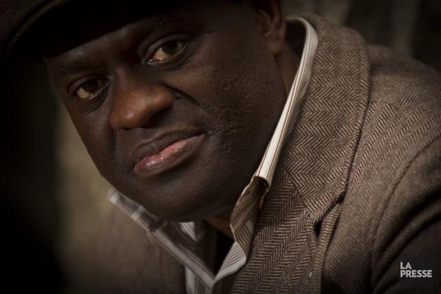 L'écrivain franco-congolais, Alain Mabanckou.... (Photo André Pichette, Archives La Presse)