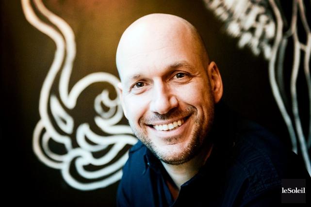 Martin Matte a lancé sa fondation éponyme en... (Photothèque Le Soleil)