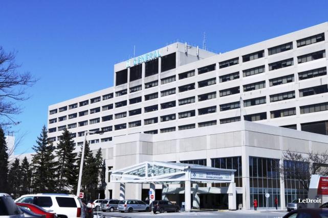 Les dirigeants de l'Hôpital d'Ottawa ont annoncé qu'ils... (Étienne Ranger, LeDroit)