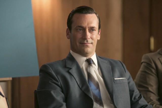 L'acteur de 43 ans tient le rôle de... (Photo AMC, Jaimie Trueblood, AP)