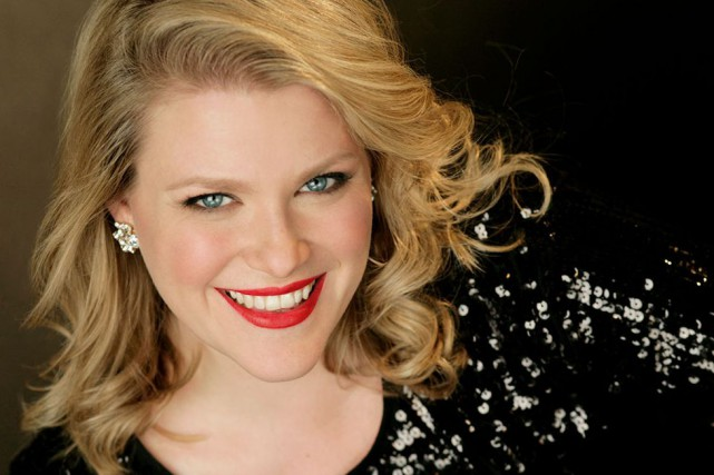 La soprano canadienne Erin Wall fera partie de...