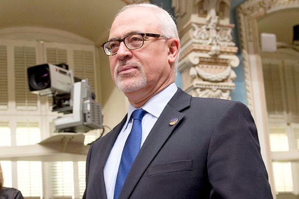 Le ministre des Finances du Québec, Carlos Leitão... (Archives La Presse Canadienne)