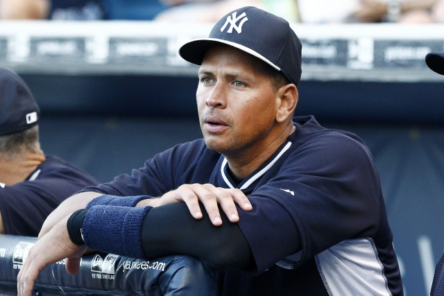 Alex Rodriguez... (PHOTO REINHOLD MATAY, USA TODAY)