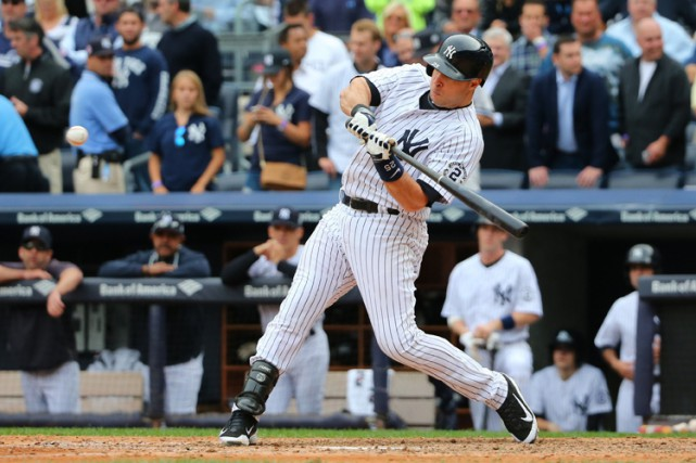 Mark Teixeira... (Photo d'archives, Reuters)