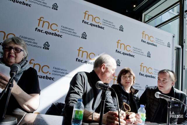 La présidente du syndicat des employés de la... (Photo: Marco Campanozzi, La Presse)