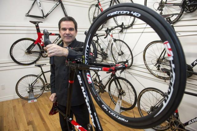 M. Rioux entretient des espoirs de résultats solides... (Photo PC)