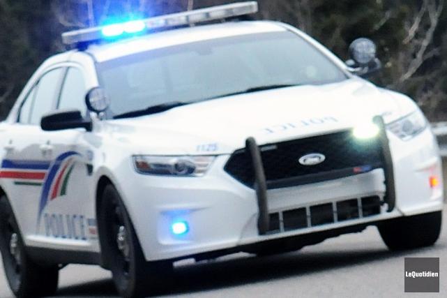 Deux individus ont été interceptés par les policiers... ((Archives Le Quotidien))