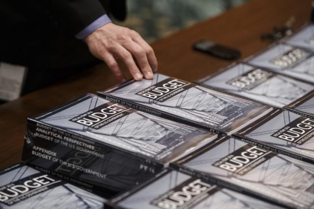 Les représentants ont adopté le budget par 228... (Photo: AP)
