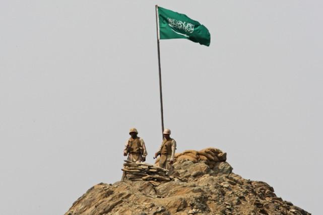L'Arabie Saoudite, pays sunnite, s'inquiète de l'avancée des... (Archives AP)