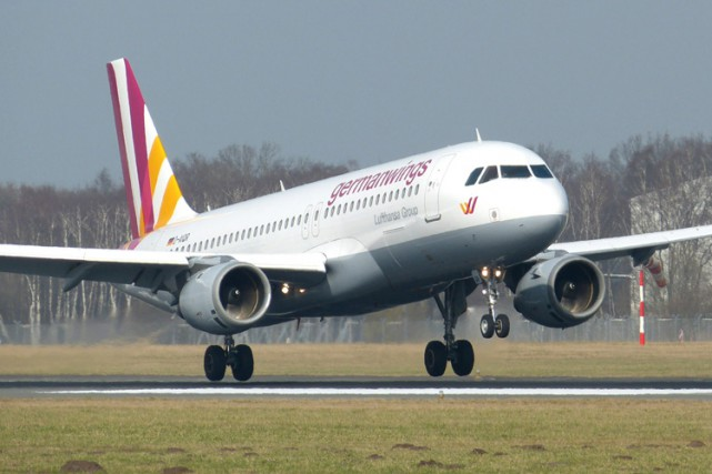 L'écrasement de l'Airbus A320 de la compagnie Germanwings... (PHOTO ARCHIVES AP)